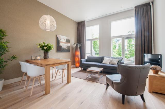 Short stay rotterdam 1 bedroom apartments for Low cost apartments amsterdam